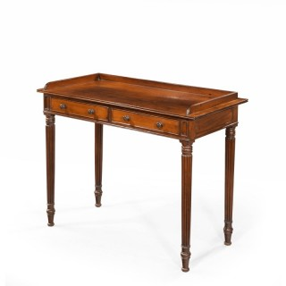 An Early 19th Century Mahogany Side Table by Gillows of Lancaster