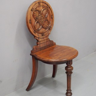 Sabicu Hall Chair by J Whitehead
