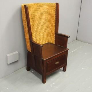 Victorian Beech Orkney Chair