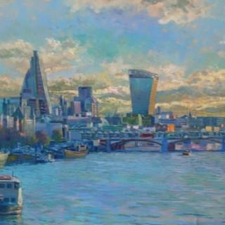 Thames Skyline