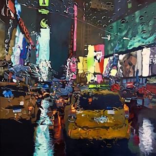 Rainy Times New York City
