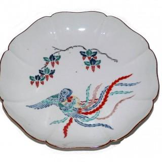 Japanese Kakiemon Plate