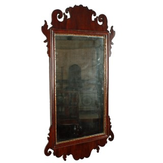 18th Century Chippendale Mirror