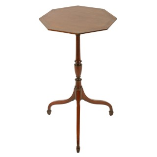 Late 19th Century Lamp Table