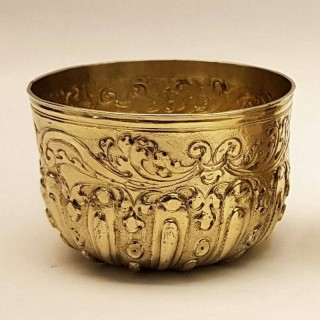 Antique German Silver Cup