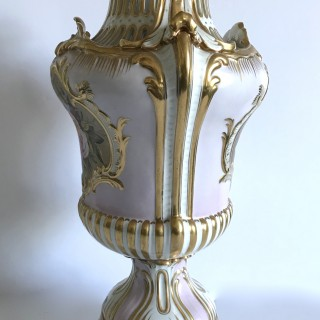 Tall Continental Vase