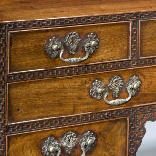 George III Period Library Desk