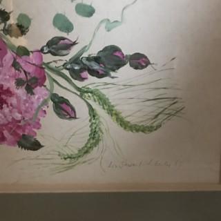 Liz Stewart-Liberty Watercolour.
