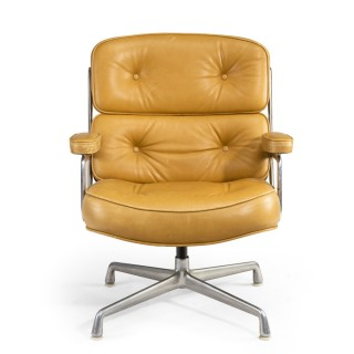 """Set of Twelve Swivel """"Time Life Chairs"""" Designed by Charles & Ray Eames for Herman Miller in 1960"""