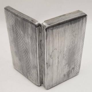 Antique Dutch Silver Box