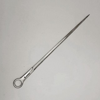 Antique Silver Skewer