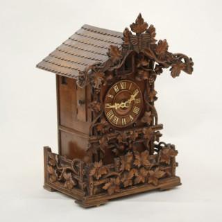 Beha Model 509 Fusee Cuckoo Clock