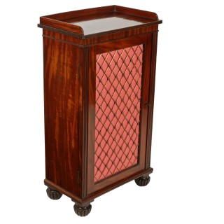 Gillows Design Mahogany Pier Cabinet