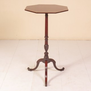 An 18th Century Chippendale Period Tripod Table