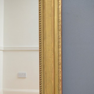 Pair of 19th Century French Giltwood Mirrors