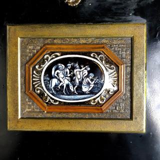 Mid 17th Century Limoges Enamel