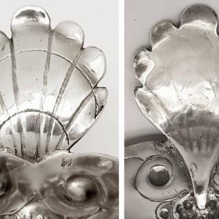 Antique Charles I Silver Wine Taster