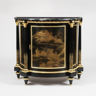 A Pair of Cabinets in the Louis XVI Manner By Maison Millet