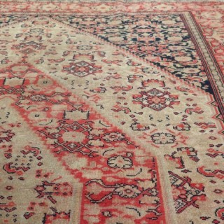 Fine antique Senneh rug