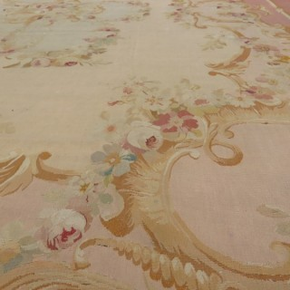 Fine Aubusson carpet