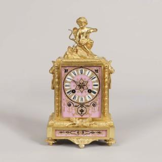 A Symbolic Clock By Japy Fréres et Cie