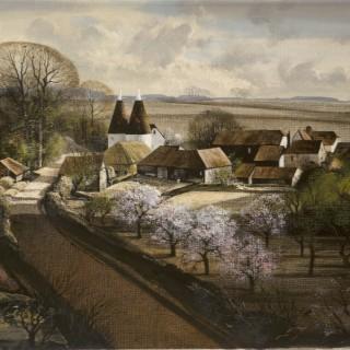 The Garden of England (near Tonbridge, Kent)