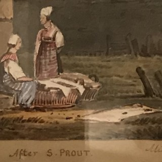 Nineteenth Century Watercolour