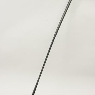 Vintage Golf Club, Long Nose Putter, Black Composit