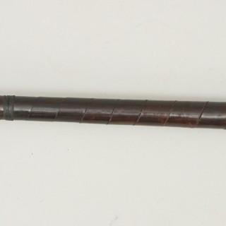 Antique Golf Club, Large Wood Head Croquet Type Putter