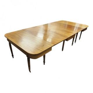 George IV Mahogany Dining Table