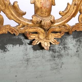 18th Century Sicilian Overmantle