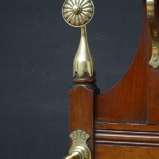 Victorian Mahogany Hall Stand