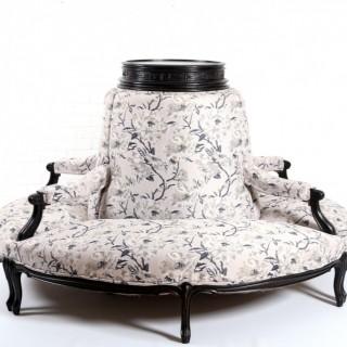 Napoleon III Conversation Sofa