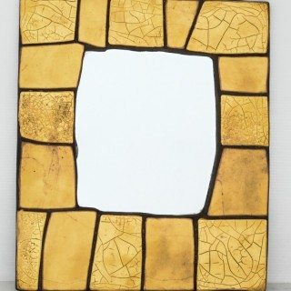 Francois Lembo style mirror