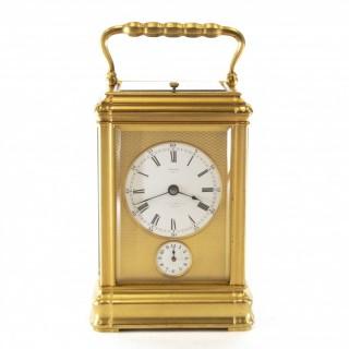 Soldano Petite Sonnerie Repeating Carriage Clock