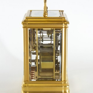 Soldano Petite Sonnerie Repeating Carriage Clock