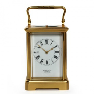 Striking Repeating Carriage Clock