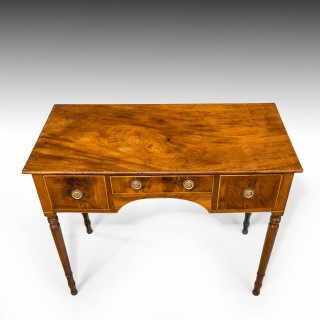 An Early 19th Century Side Table Typical of Gillows of Lancaster