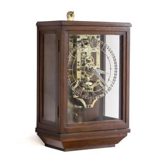 Early Electric clock, Self Winding Clock Company