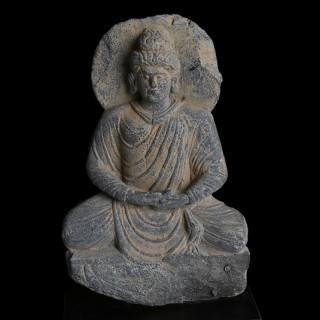 Gandhara Statuette of Buddha Shakyamuni