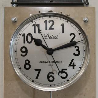 Charvet-Delorme Detect Electromagnetic Clock