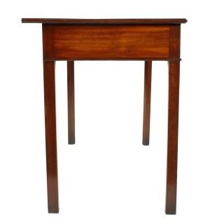 Georgian One Drawer Side Table