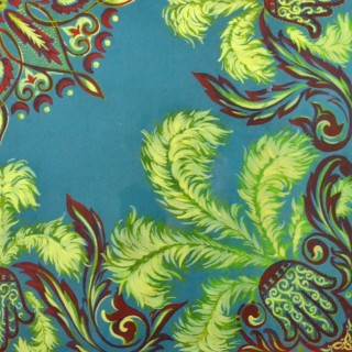 French Textile Design - Headscarf quarter