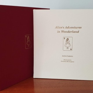 'Alice's Adventures in Wonderland' - Limited edition book of only 420 copies