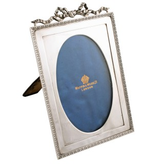 Mappin & Webb Sterling Silver Photo Frame