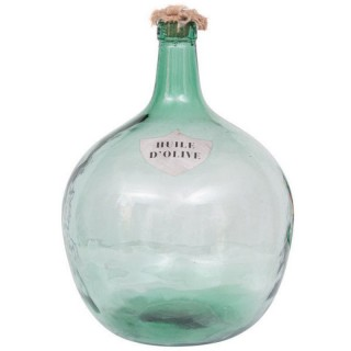 Glass Bottle France, C. 1880