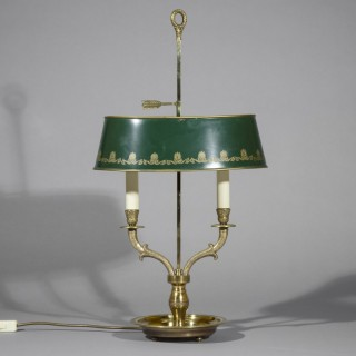 Bouillotte Table Lamp
