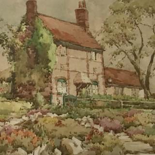 Stephen Lancaster Watercolour