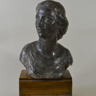 Alfreda, The Artist's Daughter