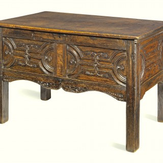 Henry VIII counter table